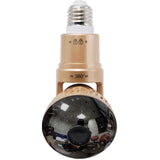 iBulb - Wifi Light Bulb Security Camera