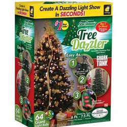 Tree Dazzler - Christmas Tree Lights