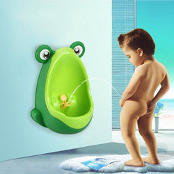 Frog Potty Baby Trainer