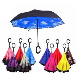 RainAway™ Double-Layer Inverted Umbrella