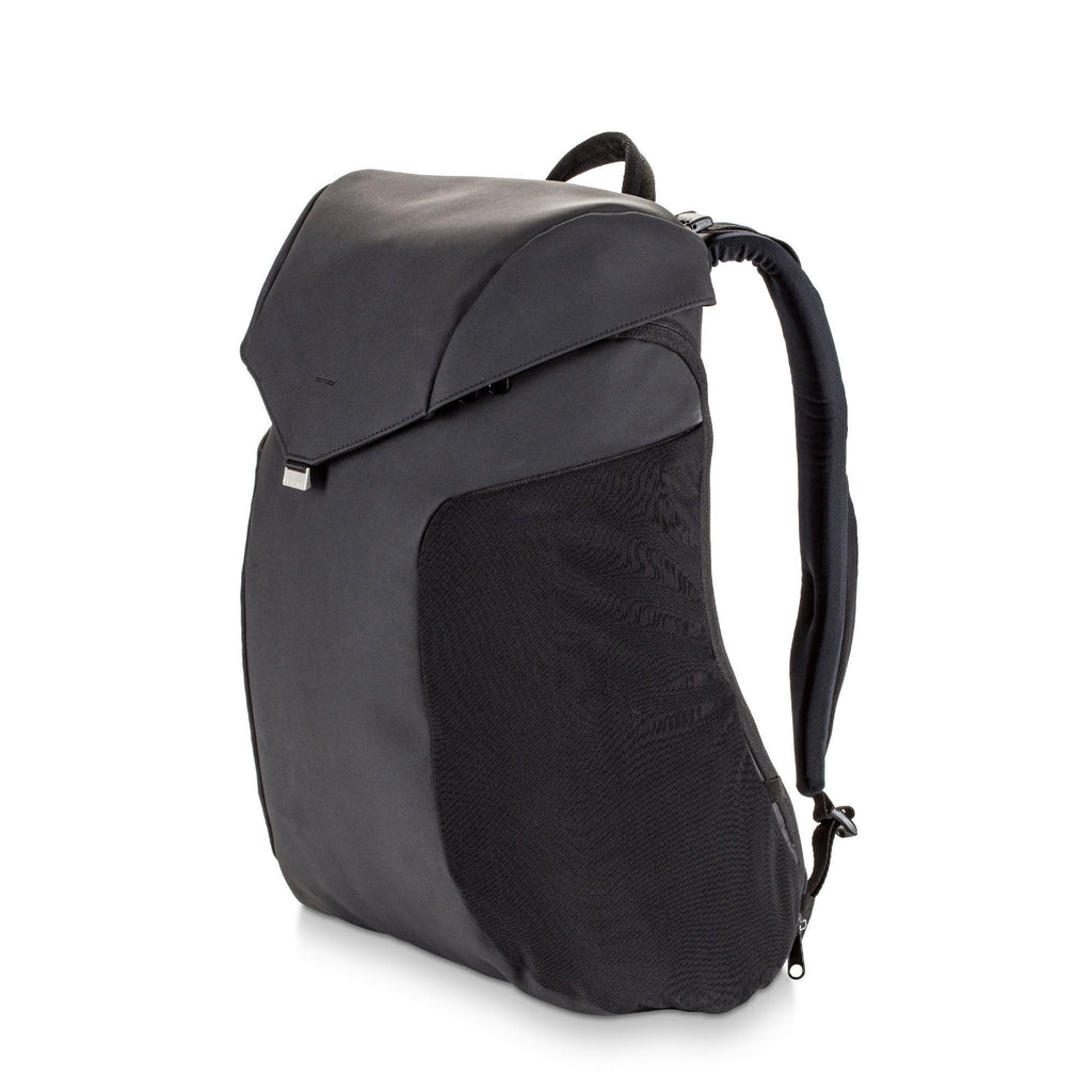 Backpacks - JOEY – Black Microfiber