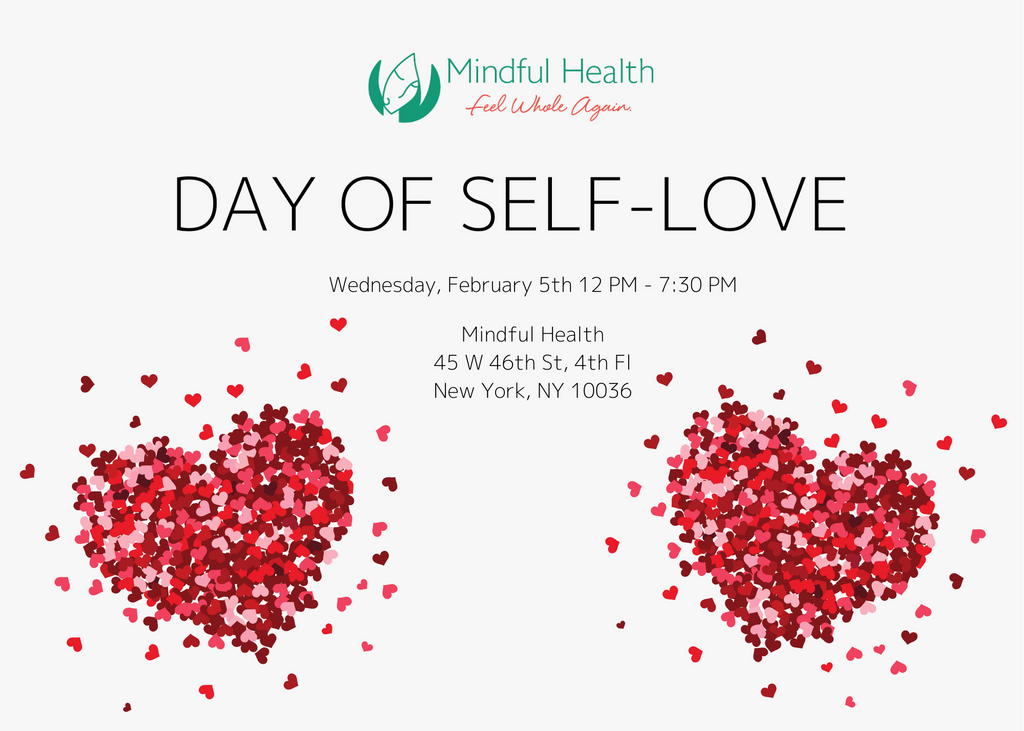 Day of Self-Love Ticket