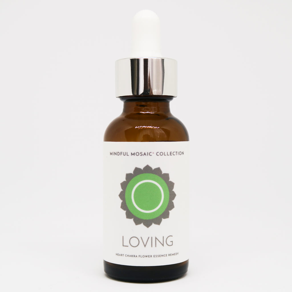 LOVING - Heart Chakra Flower Essence Remedy