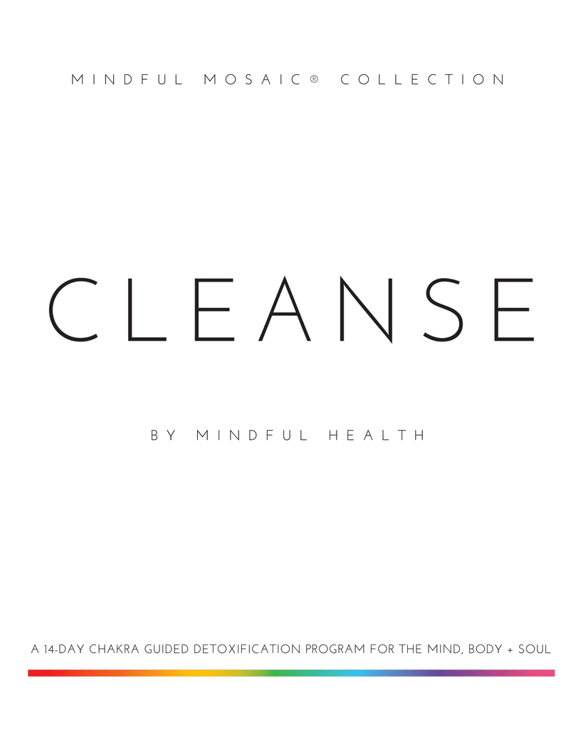 Cleanse Guide Booklet