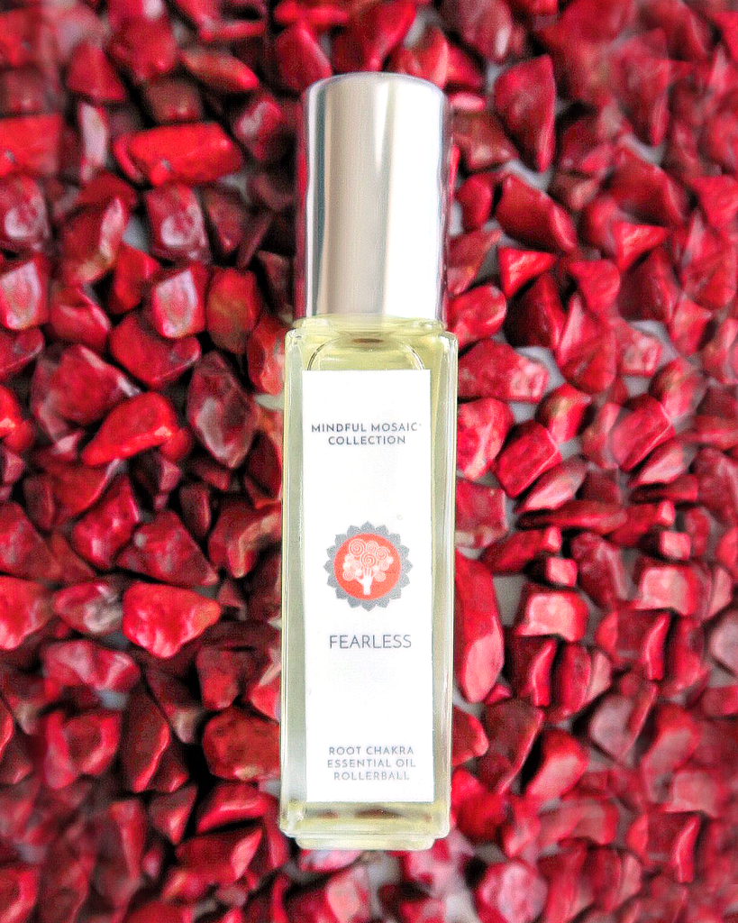 FEARLESS - Root Chakra Essential Oil Blend