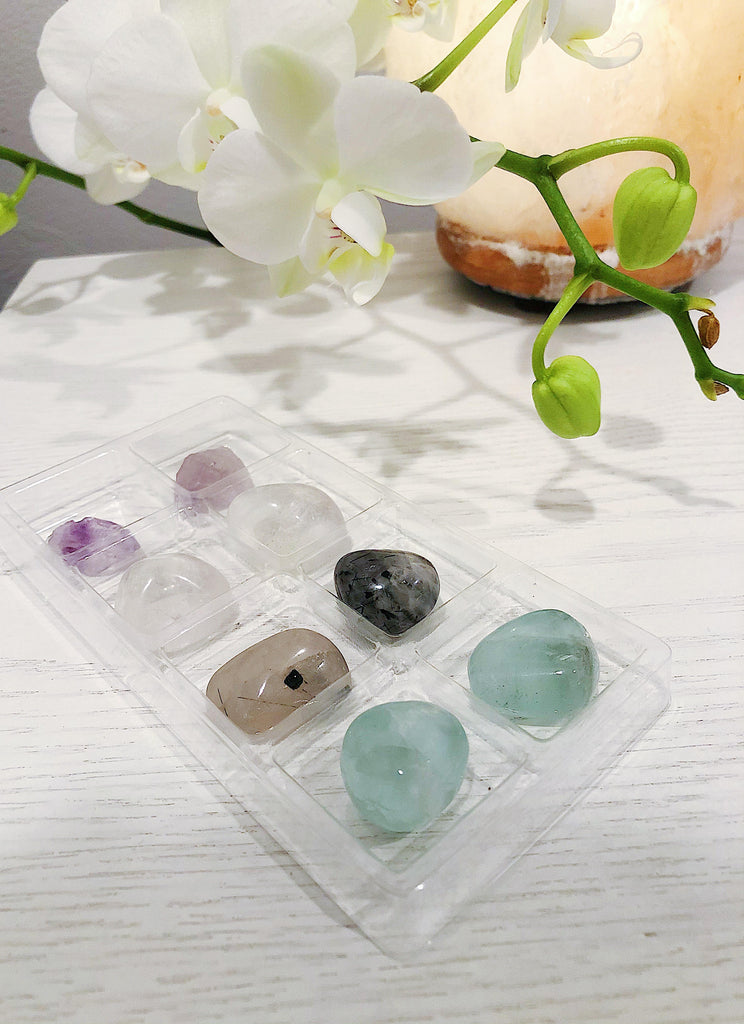 Aura Cleanse Crystal Box