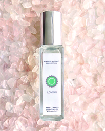 LOVING - Heart Chakra Essential Oil Blend