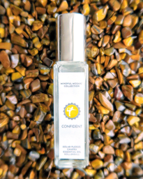CONFIDENT - Solar Plexus Chakra Essential Oil Blend