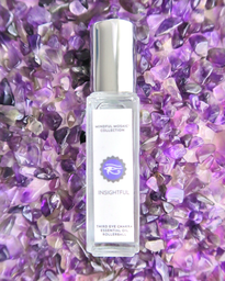 INSIGHTFUL - Third Eye Chakra Essential Oil Blend