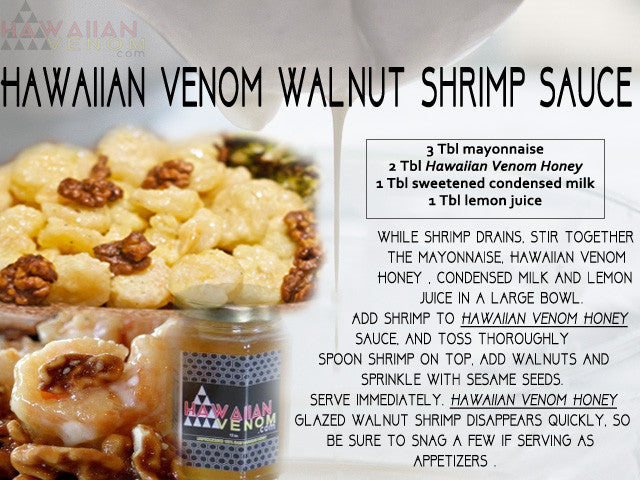 Honey Walnut Shrimp Sauce