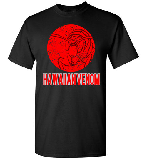 BEE RED Classic Crew Tee - HawaiianVenom.com,BEE RED Classic Crew Tee, ,product_vendor],HawaiianVenom.com