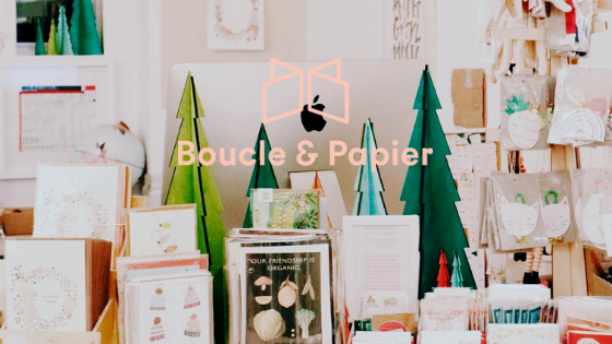 How to plan a successful Christmas party with Boucle & Papier