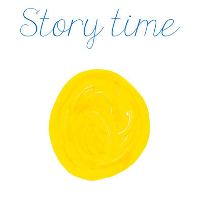 Story time: Press Here by Hervé Tullet