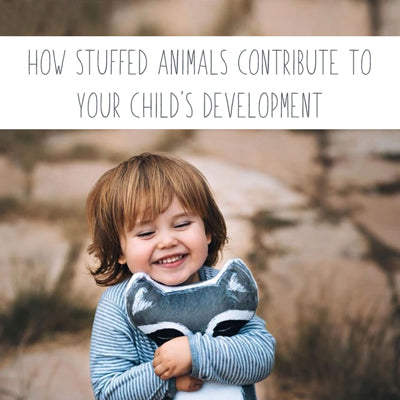 How Stuffed Animals Contribute to your Child's Development