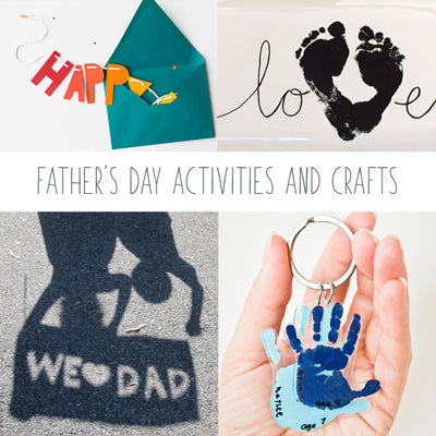 Father's Day Activities and DIY Projects for Kids