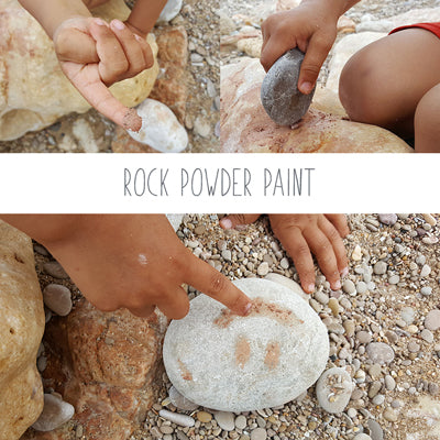Rock Powder Paint