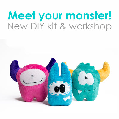 Meet your monster!