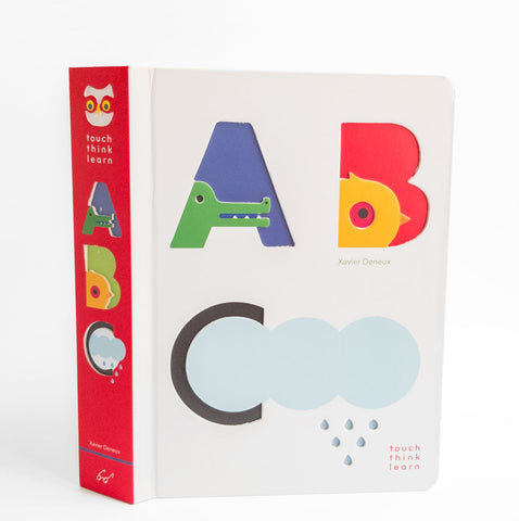 ABC book by Xavier Deneux