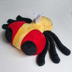 Custom made plushie fruit fly 01