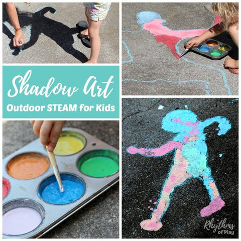 Shadow art images