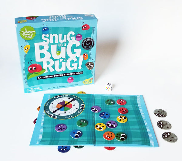 Snug as a bug in a rug board game picture 1