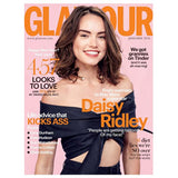 Front cover Glamour UK January 2016 featuring Petit loulou shop in the Tiny trends