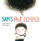 Sam's pet temper book cover
