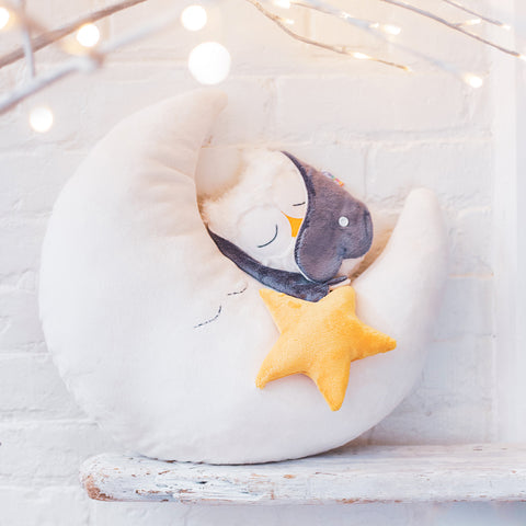 Decorative pillow - Moony