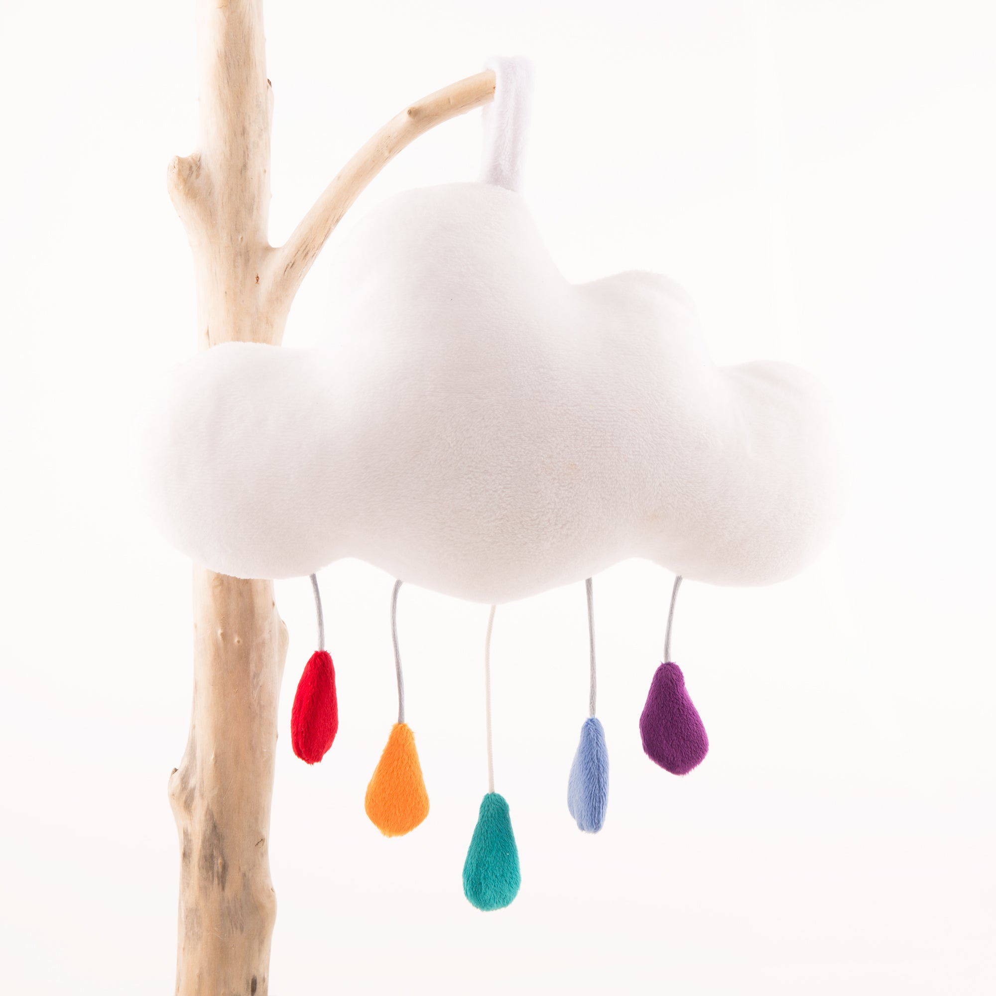 Baby mobile - Musical cloud
