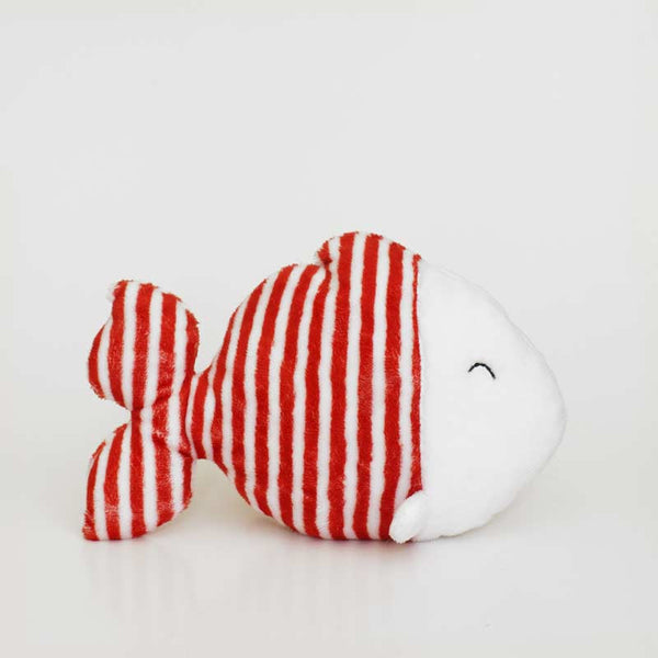 Melvin - the plush fish