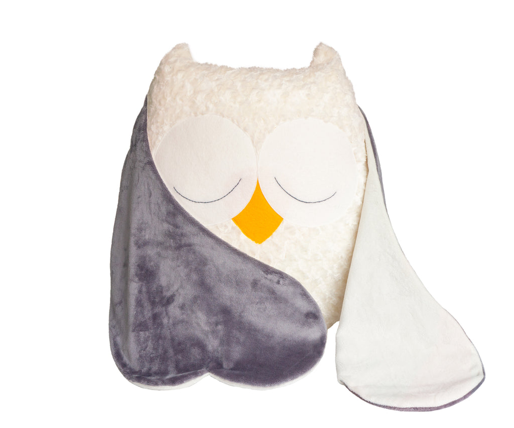 Big Stuffed Animal - Sully the Giant Owl