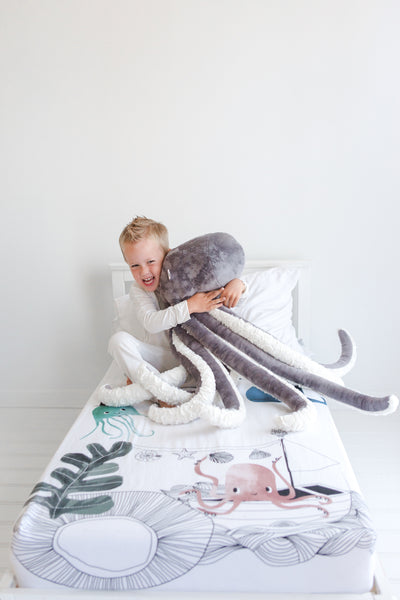 Octave the Giant Octopus Plush