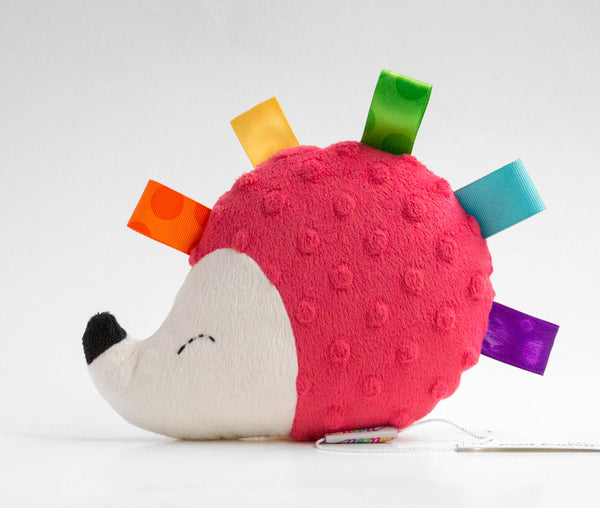 Spiky - the hedgehog plushie
