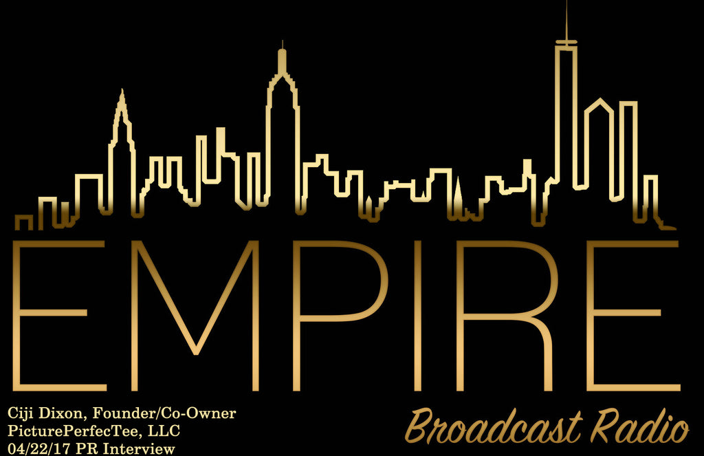 PR Interview with Empire Broadcast Radio 04/22/17