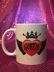 Queen of Hearts Mug - PicturePerfecTee