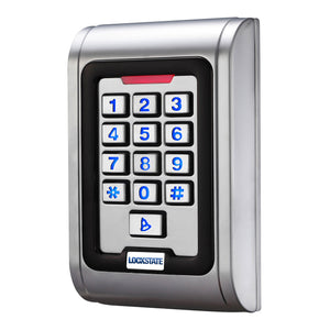 Single Gang Vandal Resistant Keypad/PROX