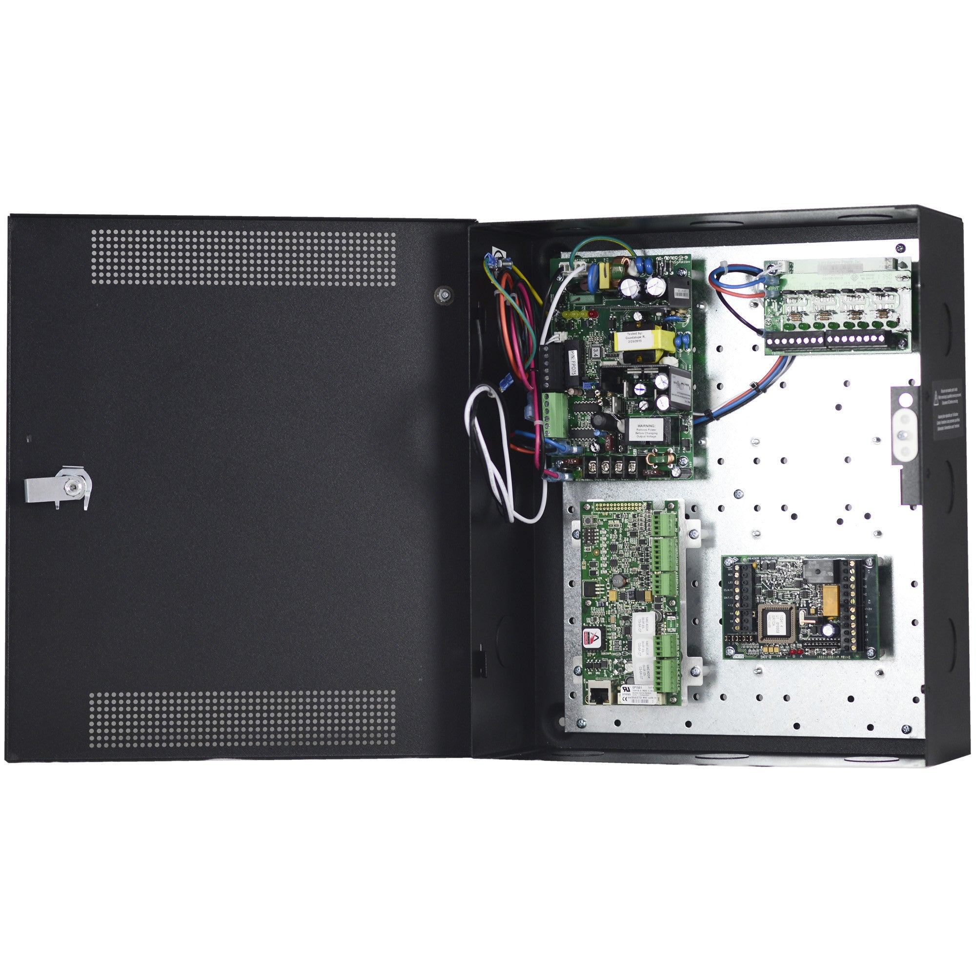 Lockstate 2 Door Access Control System with Enclosure and Power ...