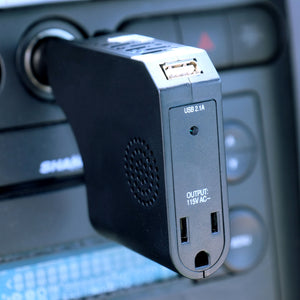 OmniInverter - Car adapter hidden camera with free 16GB micro sd card