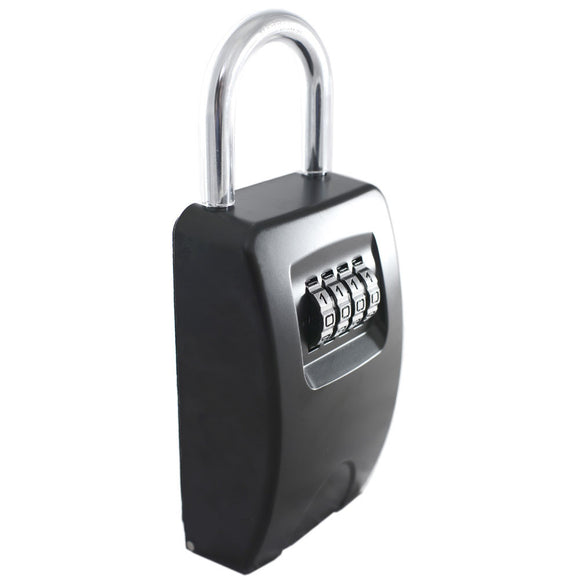 Large Shackle Lockbox (black)