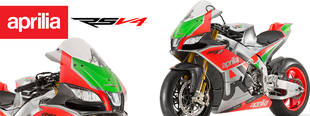 WSBK headlight decals replica for Aprilia RSV4 now available!