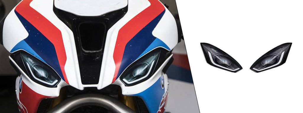 We are first who have headlight decals for new BMW S1000RR 2019!