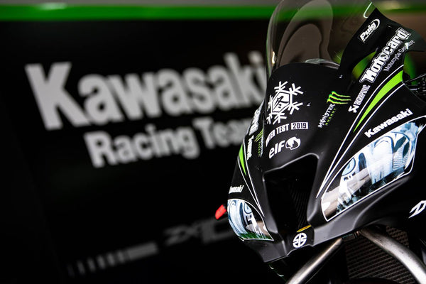 Wsbk Style Headlight Decals For Kawasaki Zx10r Sbk Now Available