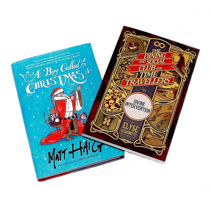 WHAT'S IN THE BOX: DECEMBER 2016 MIDDLE GRADE NOVEL