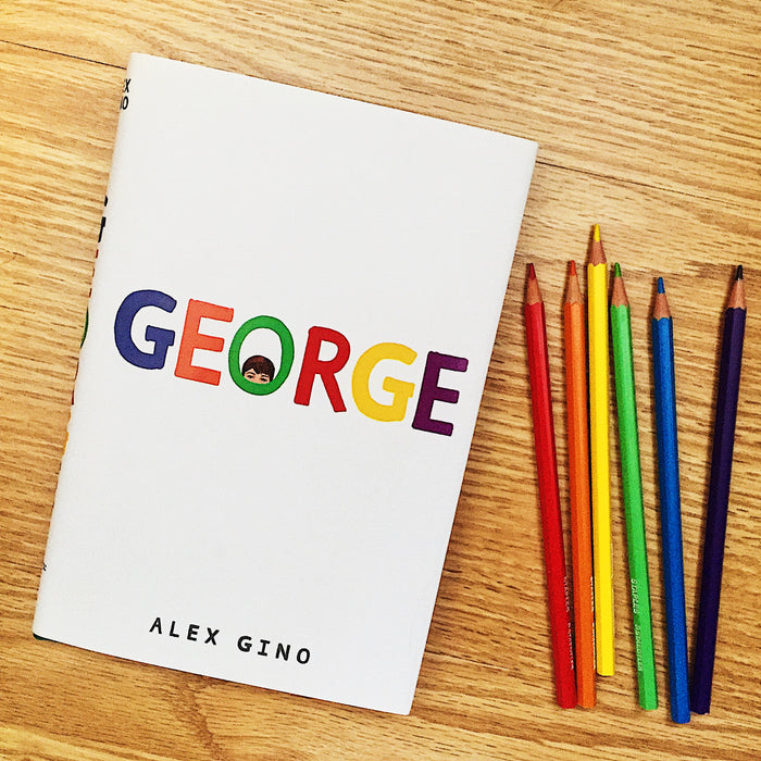 BOOK REVIEW: GEORGE BY ALEX GINO