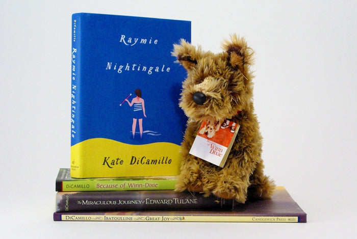 BOOK REVIEW: RAYMIE NIGHTINGALE BY KATE DICAMILLO