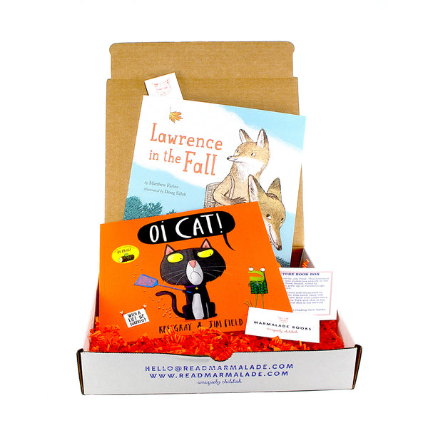 April 2019 Picture Book Box - (Ages 4-7)