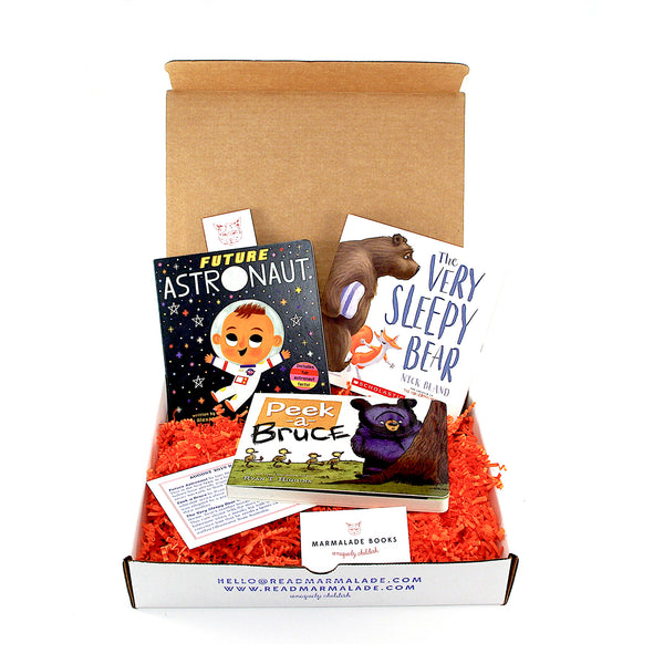 August 2019 Baby Box (Ages 0-3)