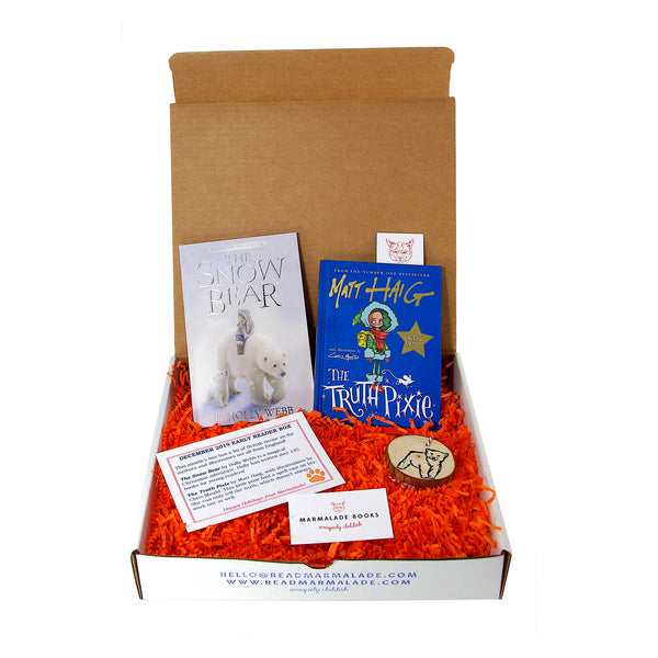 December 2019 Early Reader Box (Ages 6-9)