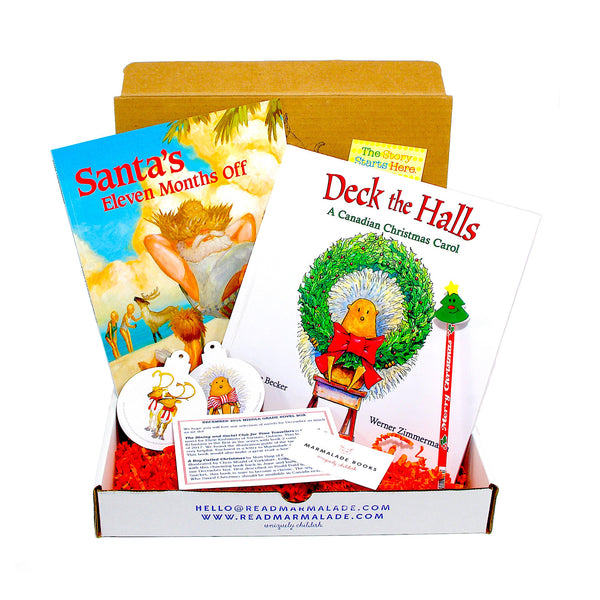 December 2016 Picture Books Box - (Ages 4-7)