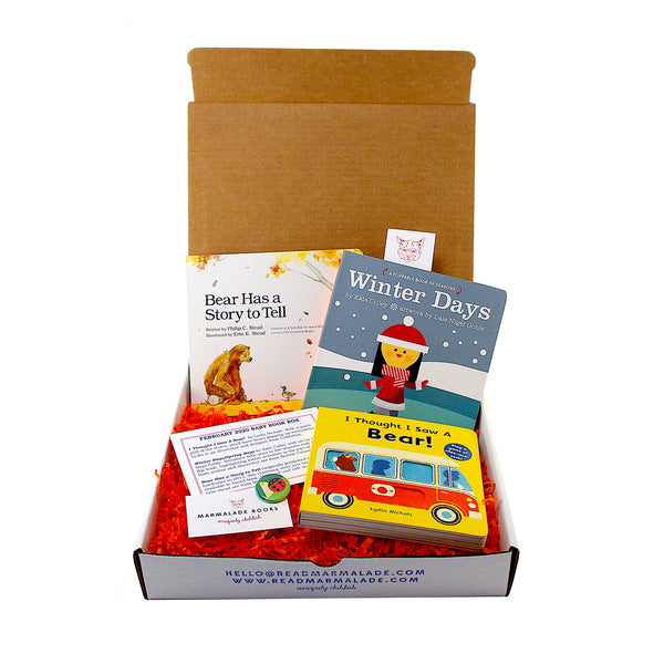February 2020 Baby Box (Ages 0-3)
